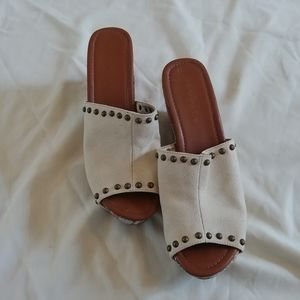 Rampage Wedges sandals size 9.5